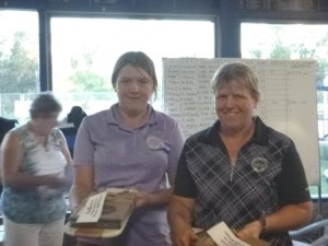 Ladies 4BBB Winner Briana and Carolyn Duncan comp