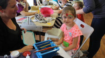 Paper Party Celebrates Children's Week