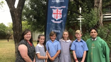 St Laurence's Parish School Welcomes 51 Kindies