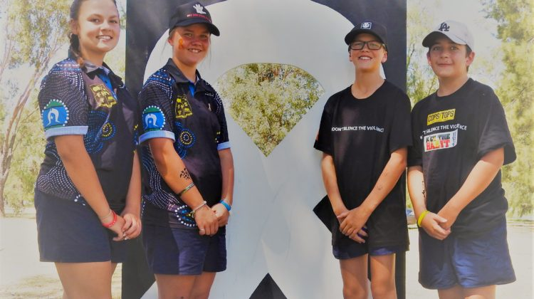 Forbes Youth Support Ochre Ribbon Day Message