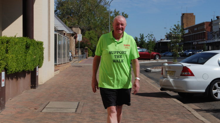 Turning Seventy Into 70 Thousand For Cancer