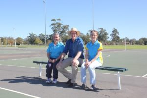 Gee_ Forbes Netball Courts