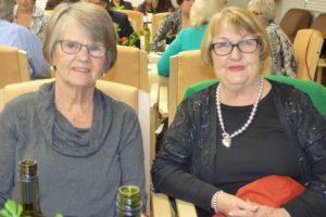 Bev Gerdes and Annette Thornton