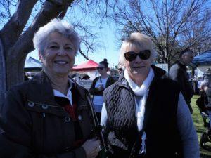 Leone Morrison & Barbara Waterhouse