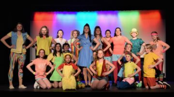 M & D Celebrates With Extraordinary Show